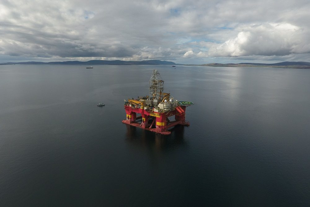 Stena Drilling Don Rig