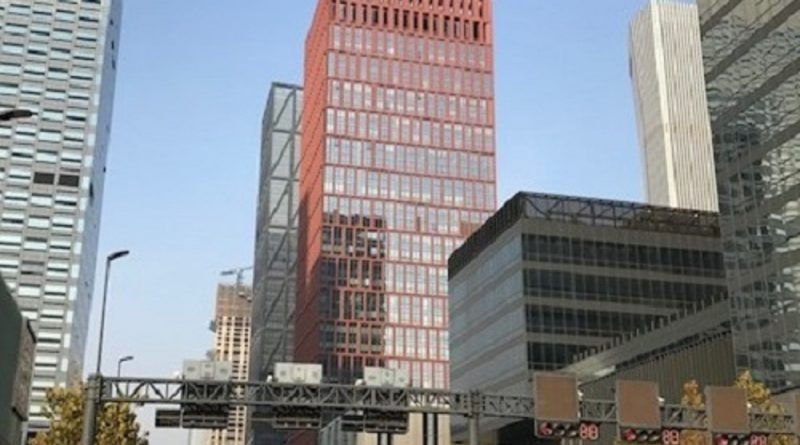 Drilling Systems' parent company opens new China office