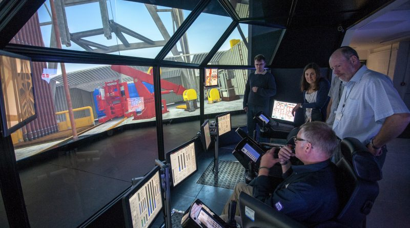 DrillSIM:6000 Drilling And Well Control Simulator Driller and Assistant Driller